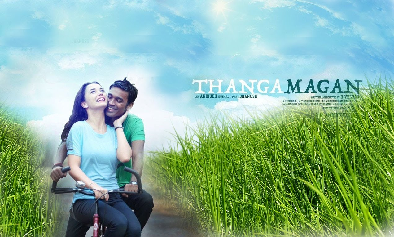 Thangamagan-movie-music-rights