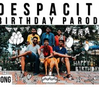 DESPACITO – Birthday Parody (Tamil)