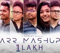 ARR Mashup – Official Video | A Sanjay Musical | Jimmy Studioz